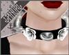 K| Rockabilly Collar Whi