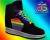 [GG] Pride Shoes - M