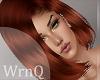 !Carrot Ginger Silk Hair