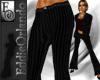 EO [F] Black PS pants