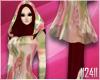 24: Maroon Plain Hijab