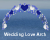 Wedding Love Arch