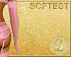 Pink Lingerie Gloves