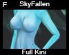 Skyfallen Full kini