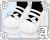 Lolita Shoes~ White