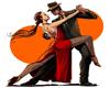 Tango Couple Dance