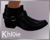 K black boots M