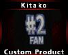 K!t - #2 Fan Shirt