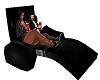 Black Floating Lounge