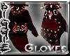 (Crimson Gloves (M)
