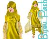 Hijab in Gold