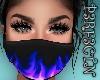!P! Fire Face Mask v3