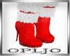 Santa - Boots