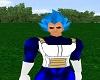 Vegeta God Hair Blue