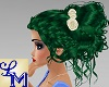 !LM Emerald Updo Romance