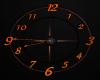 (SR) WALL CLOCK