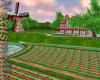 Animated farm w fields