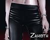 HD Black Leather Pants