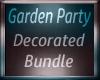 i* Garden Party Room
