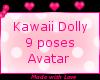 <3 Kawaii Doll Tiny <3
