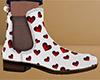Heart Chelsea Boots 2 M