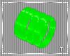 T l Neon Green Right