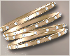 SZNS Bracelet Gold L