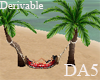 (A) Tropical Fun Hammock