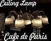 [M] Cafe Paris C Lamp