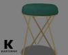 Sapphire Green Chair