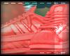 Red Adidas Shoe