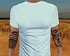 DRV Light Blue T-Shirt M