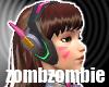 ZZ  D.Va headset