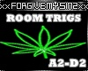 GREEN WEED DUB DJ ROOM