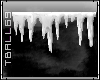 Icicles line