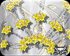 ! Wings Yellow Flowers