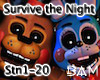 FNAF Survive the Night