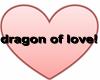 baby dragon of love