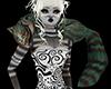 Cheshire Cat Shoulder