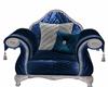 Royal Sapphire Chair