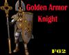 Golden Armor Knight
