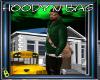 Hoodie N Bag Green