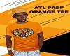 Atl Prep Orange Tee