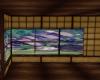 Japanese Screened Room