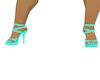 ~AnMhi~ Aqua Sandals