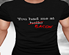 *TK* Bacon love shirt
