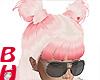 [BH]Pink Salmon Hair