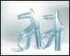 Spring Blue Heels
