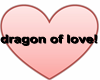 baby dragon of love