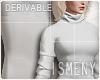 [Is] Turtleneck Dress Dr